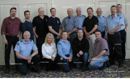 INSTRUCTOR COURSE 2011