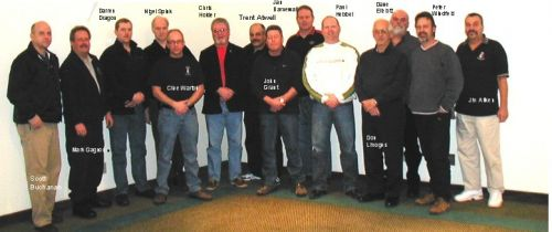 January 2010 SAR Instructors Course, Mississauga Ontario