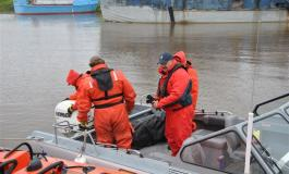 The Small craft training in Hay River